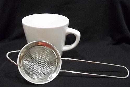 Tea Strainer (Hand Held) Stainless Steel