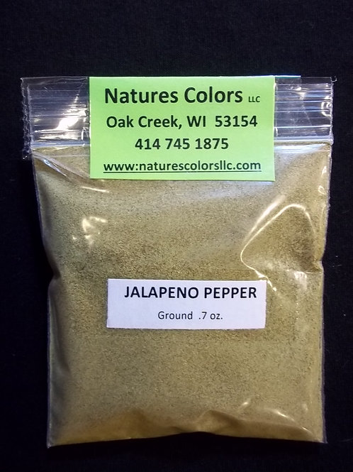 Jalapeno Pepper Ground