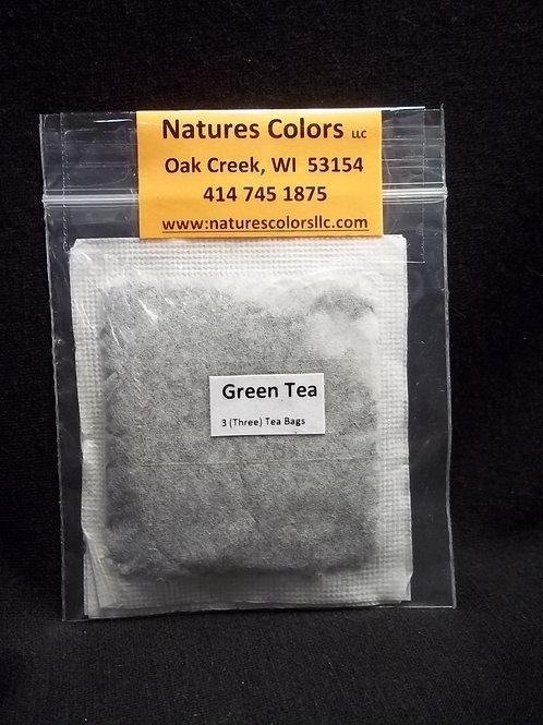 Green Tea (Bagged)