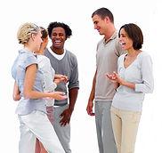 Group Conversation  Sq. Frame.jpg