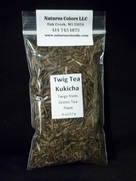 Twig Tea Kukicha