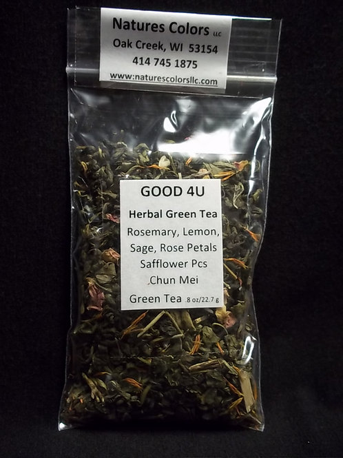 Good 4U Green Tea Blend