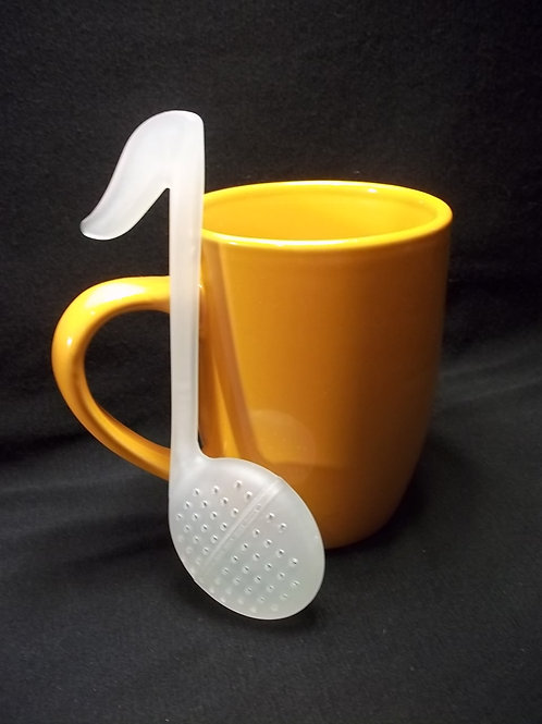 Musical Note Tea Strainer