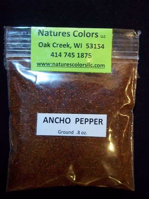 Ancho Pepper Ground