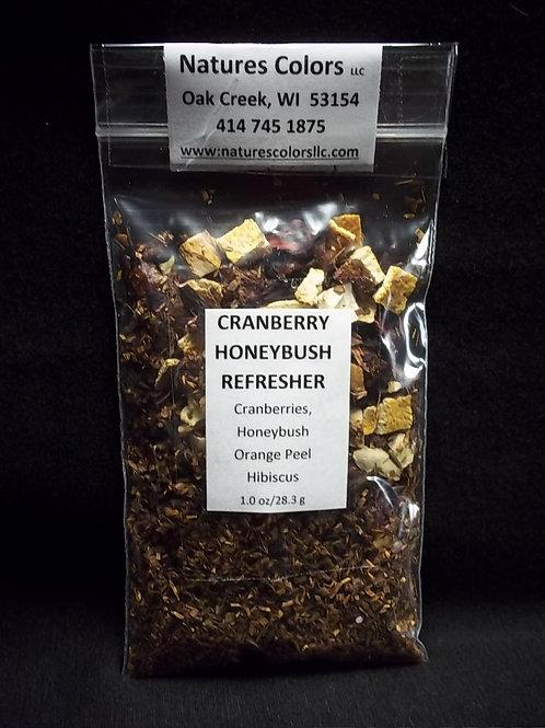 Cranberry Honeybush Refresher