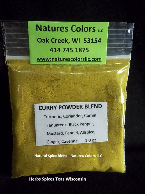 Curry Blend Regular