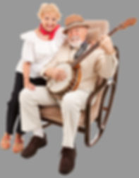 Happy old couple Gray.JPG