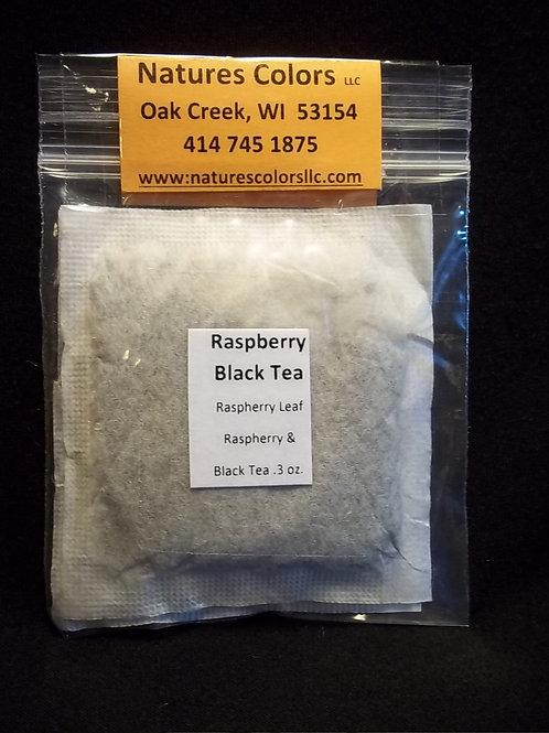 Raspberry Black Tea (Bagged)