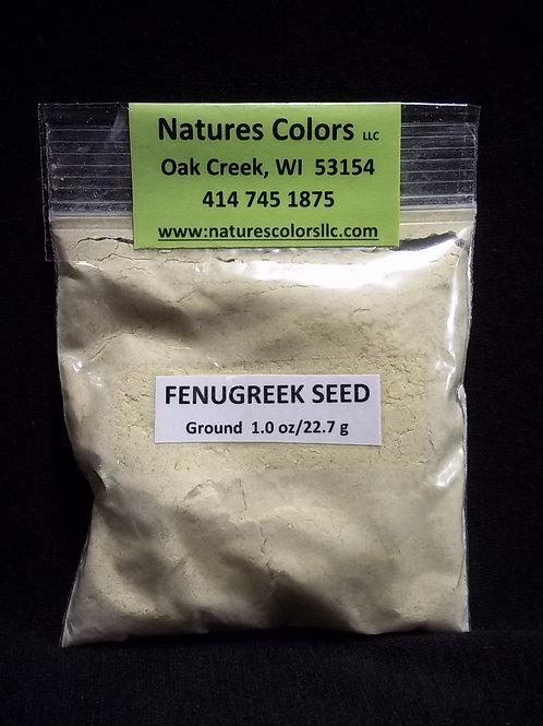 Fenugreek Seed Ground