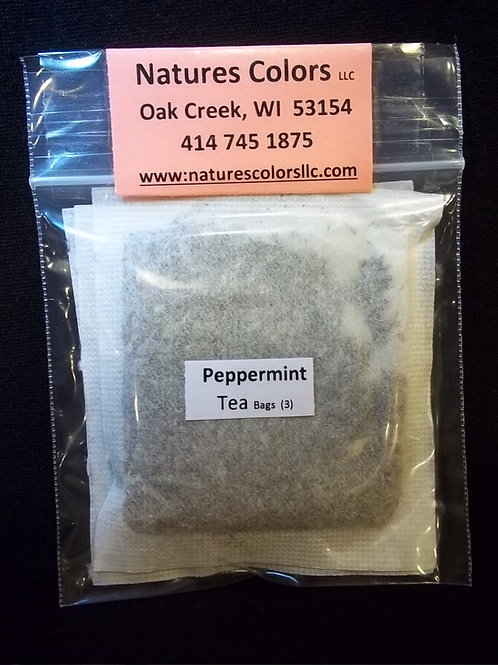Peppermint Tea (Bagged)