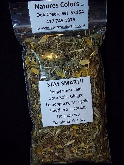 Stay Smart Tea