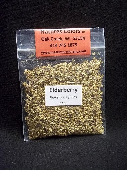 Elderberry Flower - Botanical