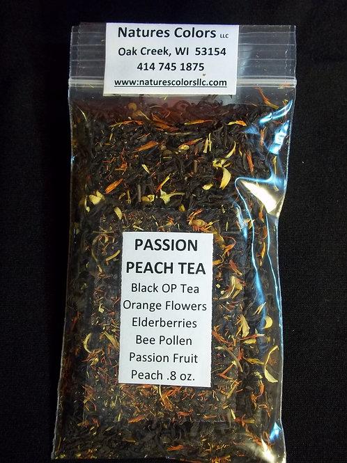 Passion Peach Tea