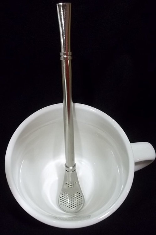 Straw (Tea Strainer) Stainless Steel