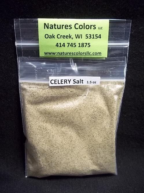 Celery Salt    1.5 oz.