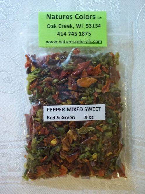 Peppers Mixed Sweet