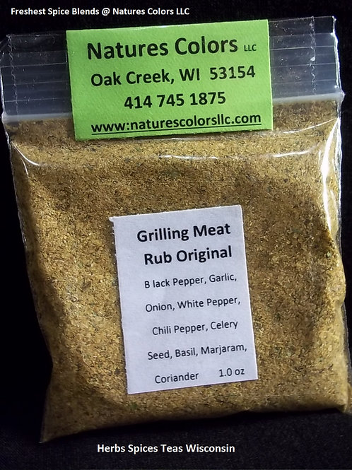 Grilling Meat Rub Original