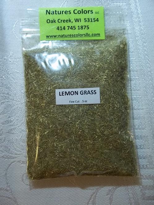 Lemon Grass Fine Cut