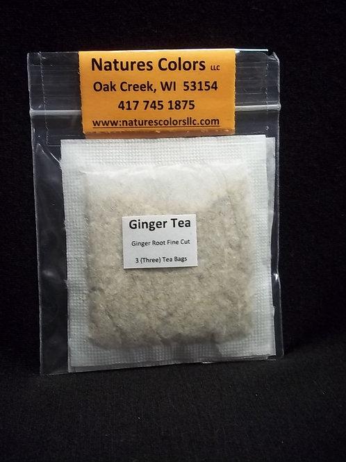 Ginger Tea (Bagged)
