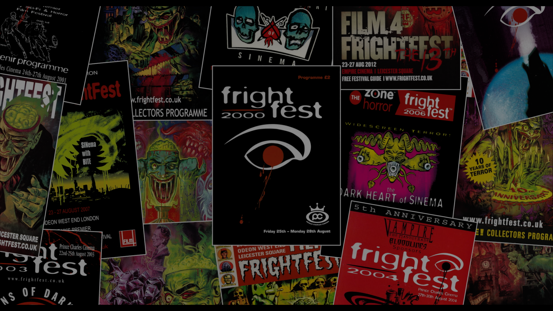 FrightFest- Beneath The Dark Heart Of Ci