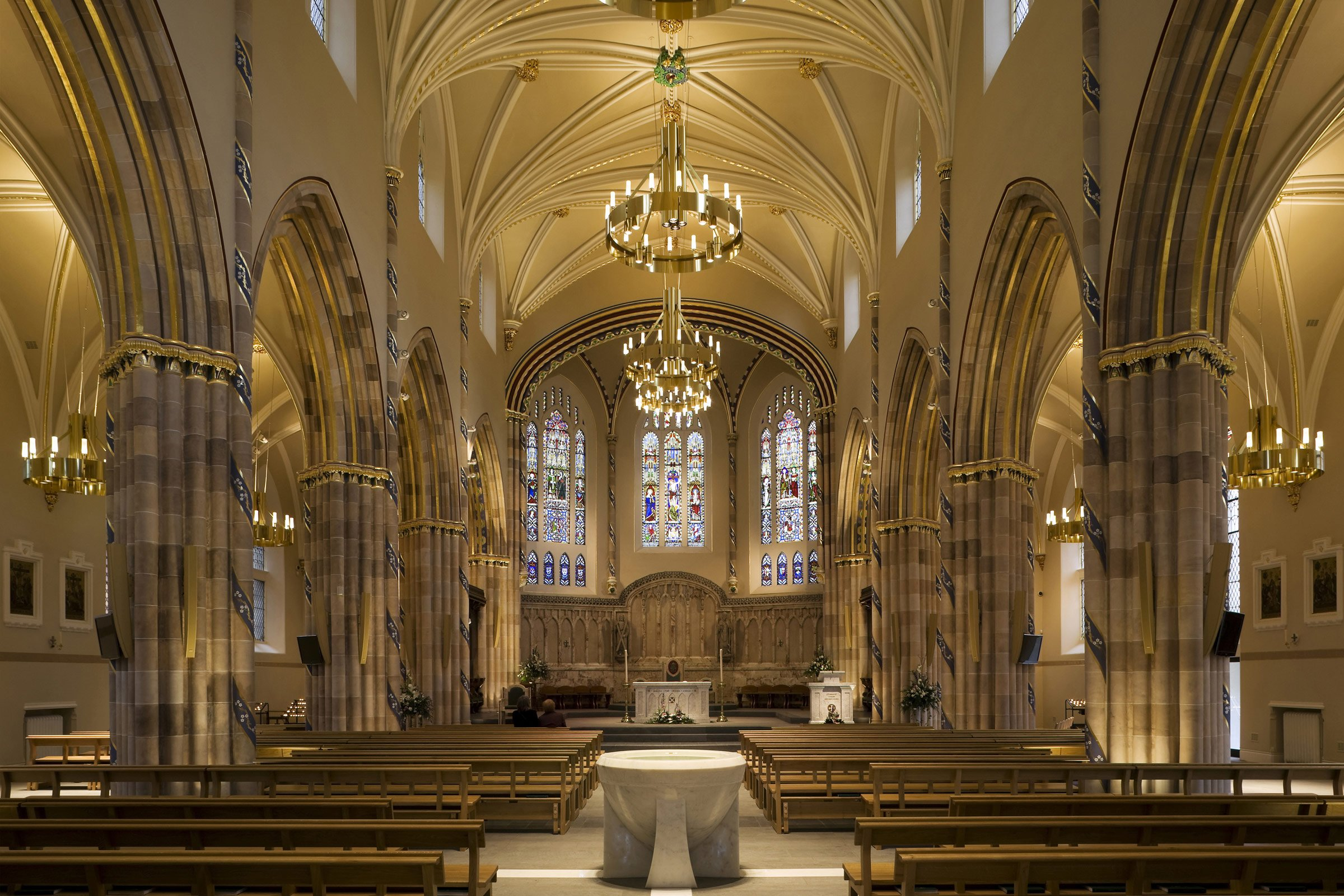 Mass (In English)