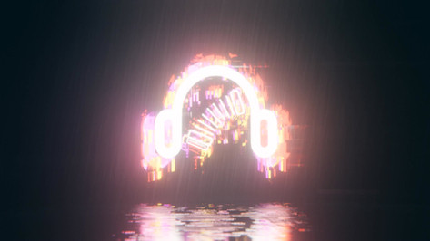 Neon Glitch Raining HP.mp4