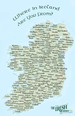 Irish Family History Talk