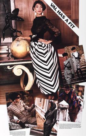Valentino W Magazine