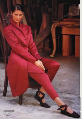 Rome Gigli W Magazine