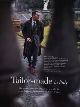 Robb Report Florence Italy