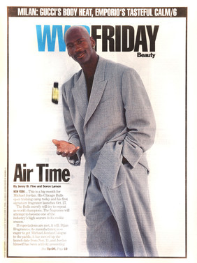 WWD Michael Jordan