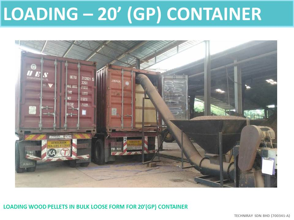 TECHNIRAY_LOADING 20' GP CONTAINER