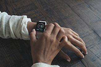 Modern Digital Watch