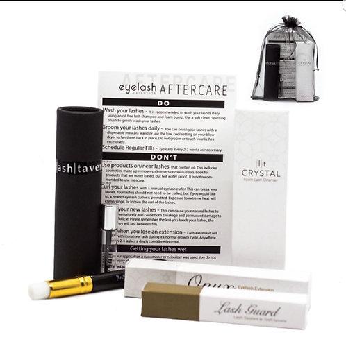 Eyelash Extensions Care Kit