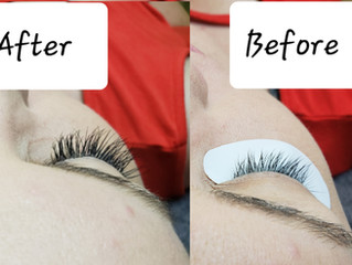 Eyelash Extensions Education