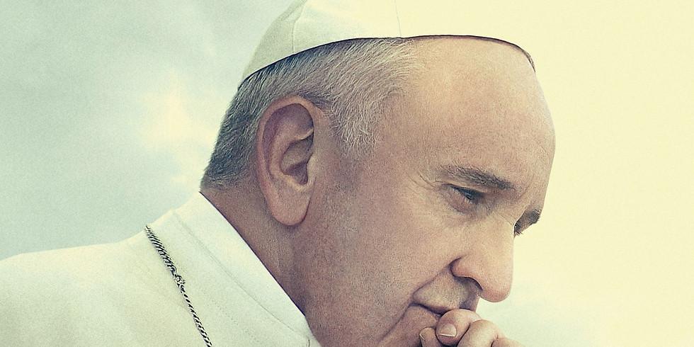 SOIRÉE CINÉMA - Le Pape François, un homme de parole