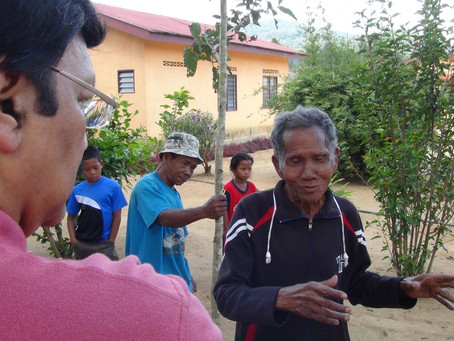 THE ORANG ASLI OF POS SLIM AND BEYOND
