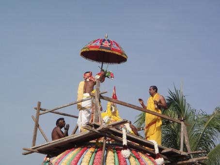 Maha Kumbhabhisekam, Sri Subramaniyar