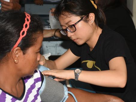 Orang Asli health care