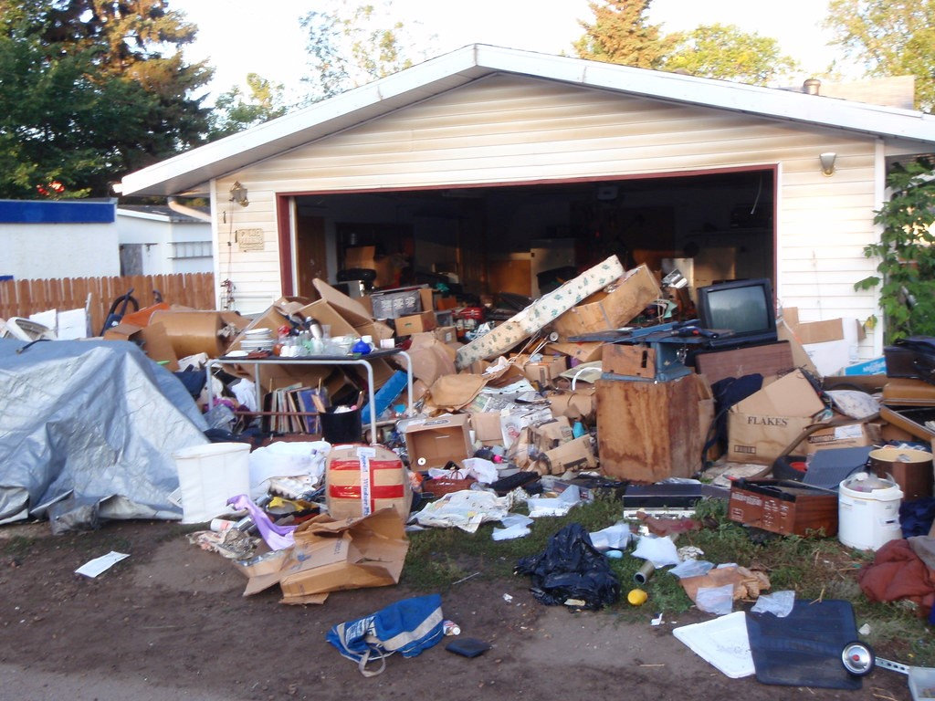 Home, Garage, and Basement Clean-out
