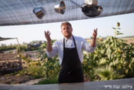 סדנאות בישול אצל השף
