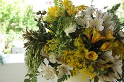 עיצוב פרחים בופה