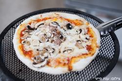 פיצה שף - פטריות
