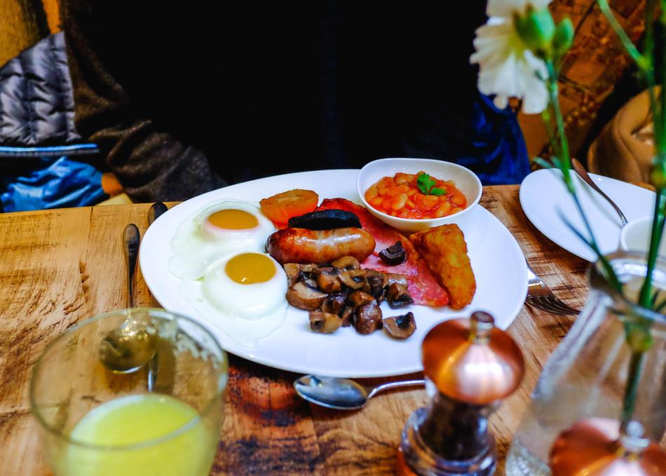 london: good eats