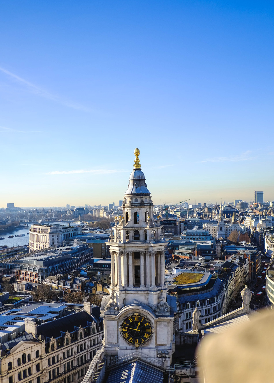 london: itinerary