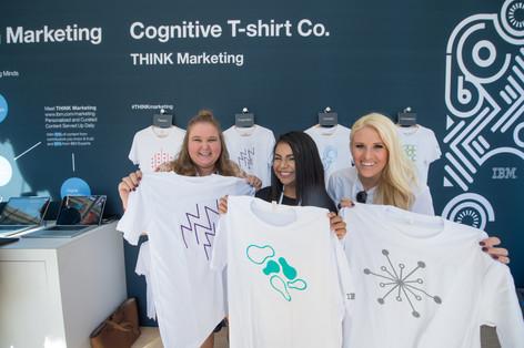 Cognitive T-shirt Activation