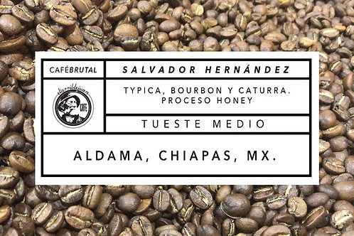 CHIAPAS | SALVADOR HERNÁNDEZ 500grs