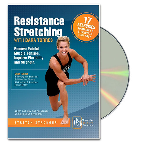 Ki-Hara Resistance Stretching with Dara Torres