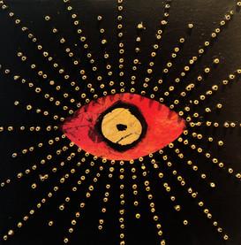 Mystic Eye Gold