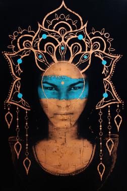 Mystic Mother Blue